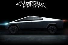 Tesla CyberTruck - First Look
