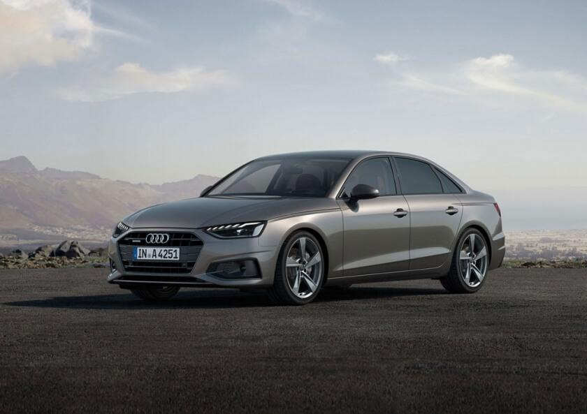The new Audi A4 is on the way!