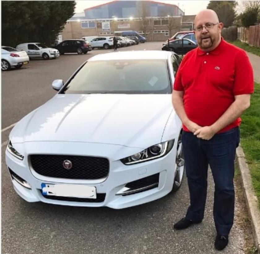 Charlie Wakefield Surprises His Dad with a Jaguar from Rivervale!