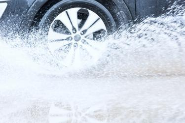 Over 65 Years Old? You Are The Most Likely To Risk Driving Through A Flood!