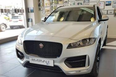 The 2019 Jaguar F-Pace is Here!