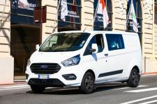 History and Success of the Ford Transit