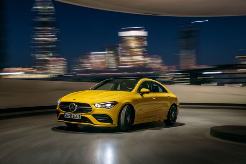 The New Mercedes-Benz AMG CLA A35 Has Been Revealed!