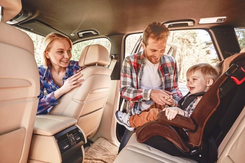 Expectant Parents – Must-haves for a family-friendly car