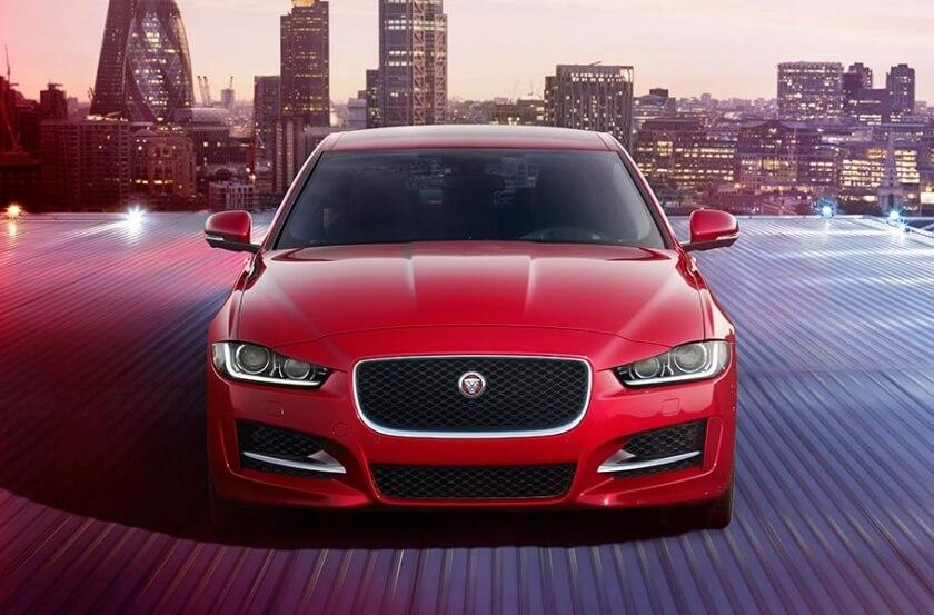 The Jaw dropping new Jaguar XE!