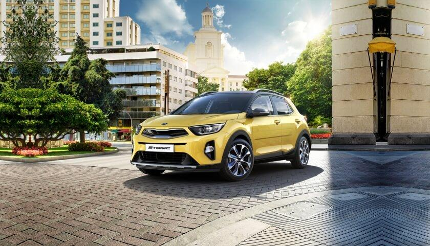 Rivervale's Guide to the New Kia Stonic