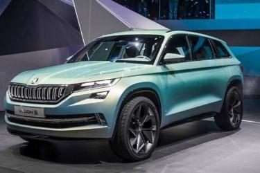 The Skoda Kodiaq Family Car