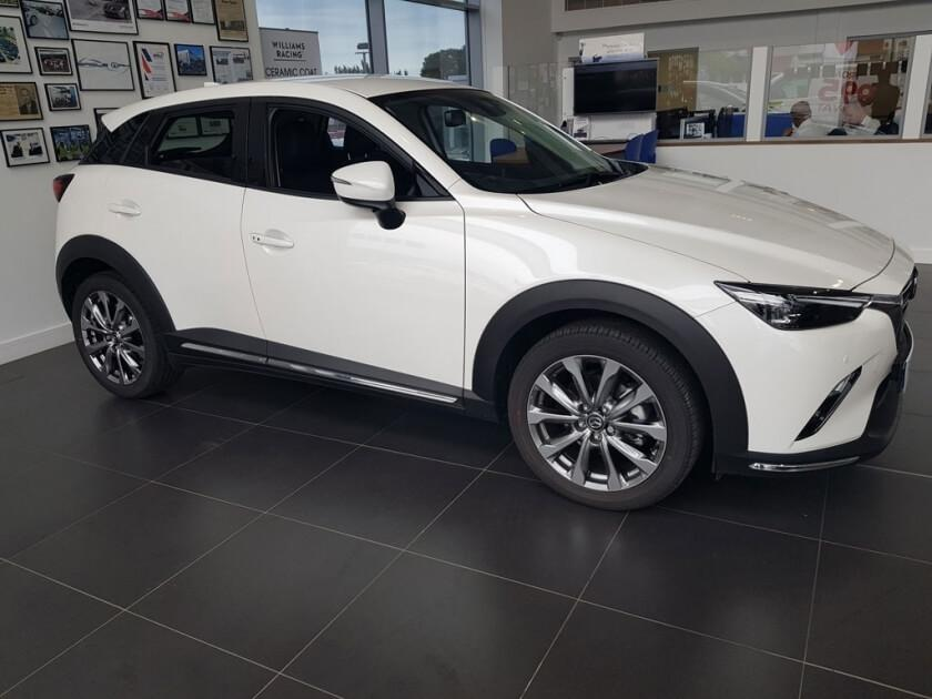 Rivervale's Guide to the Updated Mazda CX-3