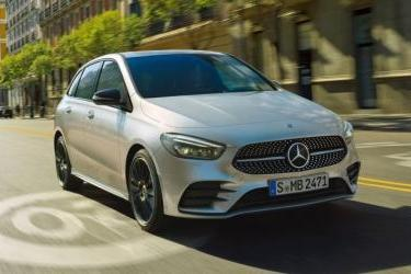 Rivervale's Guide to the New Mercedes B Class Hatchback