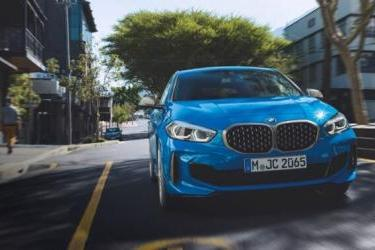 The 2019 BMW 1 Series
