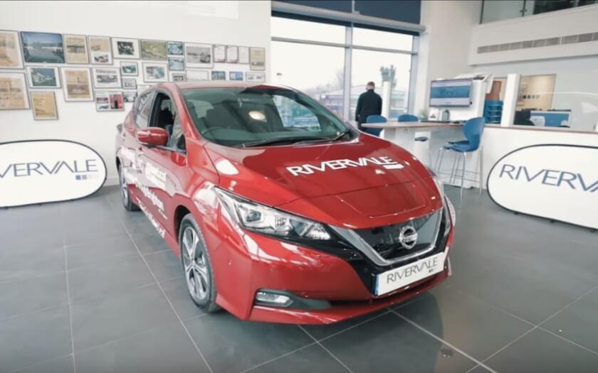 New Nissan Leaf: New Look and New Extended Range