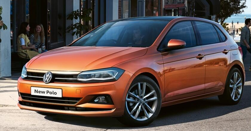 The Sixth Generation Volkswagen Polo for 2017