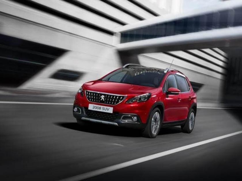 The new Peugeot 2008 Crossover