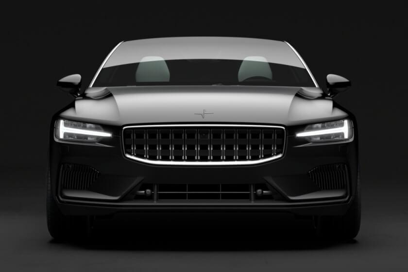 The High Performance Polestar 1