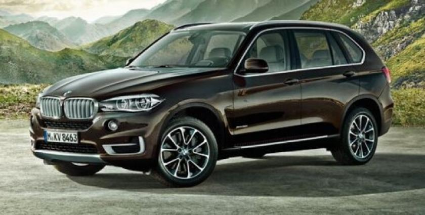 New Third Generation BMW X5