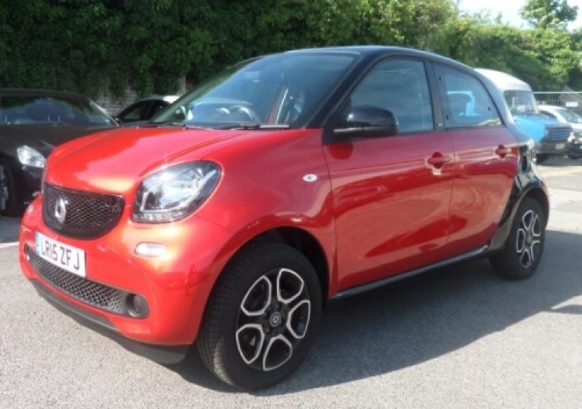 Blog / smart forfour leasing prices