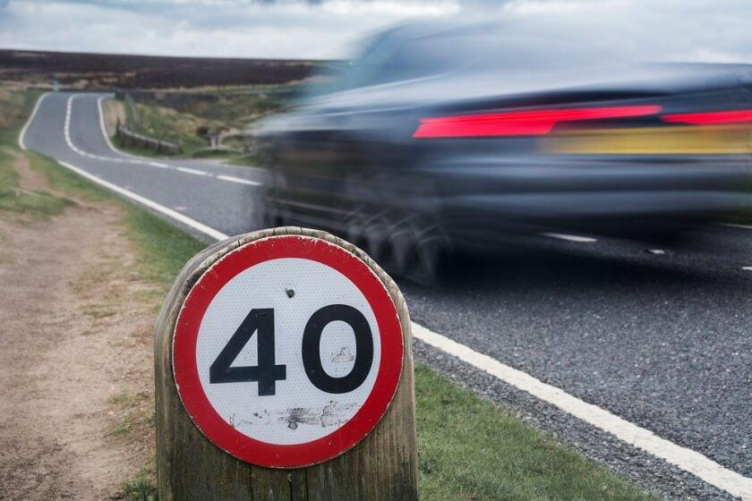 Speed Limiters Set To Become Mandatory On All New UK Cars By 2022