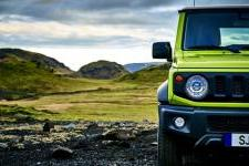 The New Suzuki Jimny is Available to Lease Now!