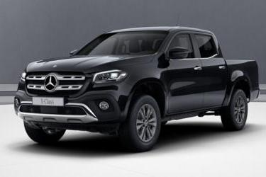Mercedes-Benz First Pick-Up - The Mercedes-Benz X Class