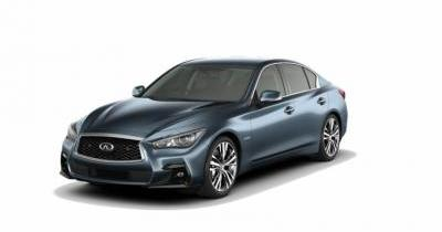 Our best value leasing deal for the  Q50 3.5h Luxe 4dr Auto