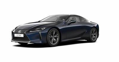 Our best value leasing deal for the  LC 500h 3.5 2dr Auto
