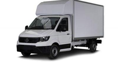 Luton Van<br/>With Tail Lift